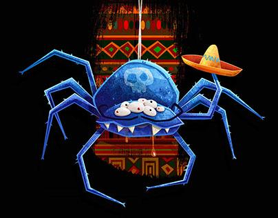 Wip Fiesta de los muertos Game