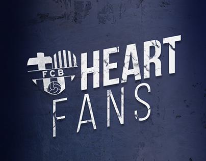 Heart Fans   FCB