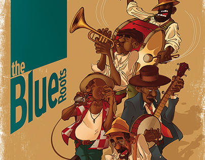 THE BLUE ROOTS - Blues Band