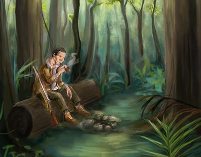 """Cuento """"La tortuga Gigante"""" de Horacio Quiroga"""