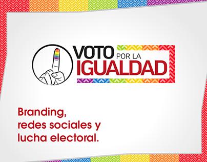 Voto por la Igualdad 2015