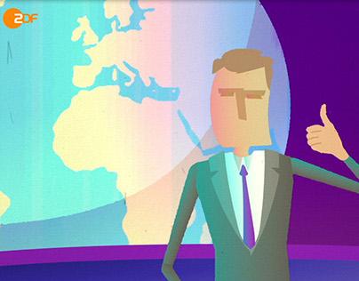 Satirischer Jahresrueckblick 2015 ZDF, Mittelmeerfilm