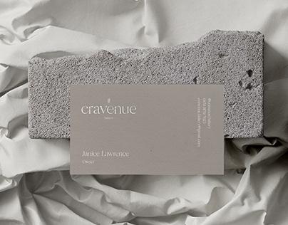 Cravenue Bakery Branding