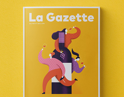 La Gazette - Cover Collection