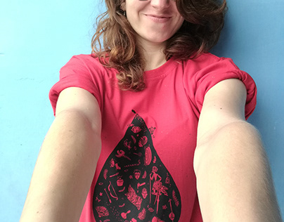 Darmasiswa T-shirt design