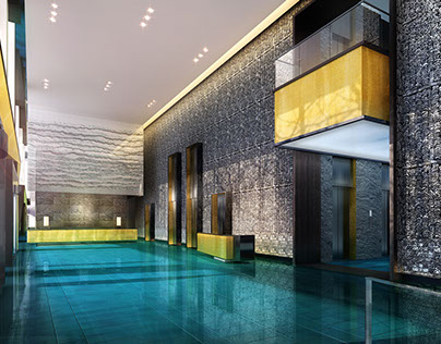 Lobby & Room - Suzhou Hotel