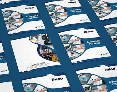 Company Profile Book Design
