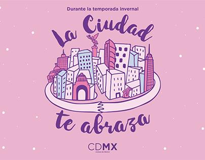 La ciudad te abraza