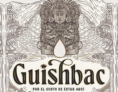 GUISHBAC - Mezcal 100% agave 🇲🇽⛰️
