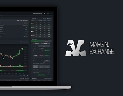 Cryptocurrency exchange & trading platform
