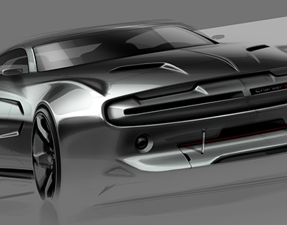 Muscle cars Pt/1