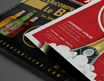 Promotional Flyer Designs
