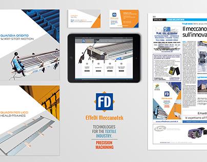 EffeDìMeccanotek - Fiera ITMA 2015