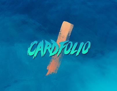 CardFolio part I