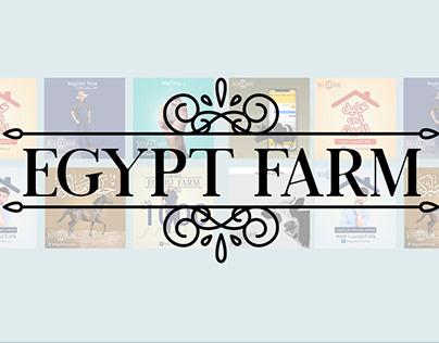 Egypt Farm (Social Media designs )