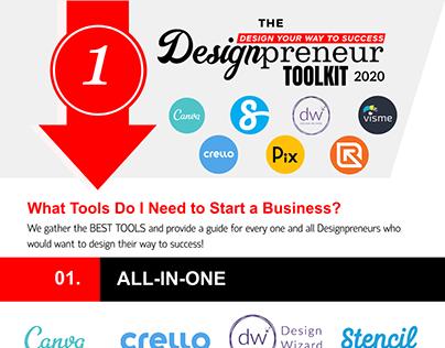 Designpreneurs Toolkit 2020