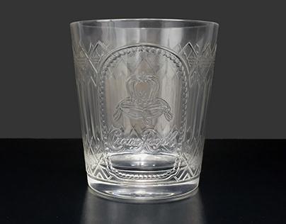 CR Embossed Glass