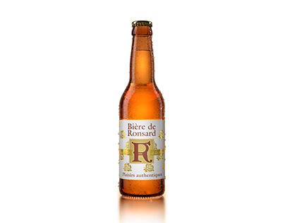 Bières de Ronsard. Vendôme.