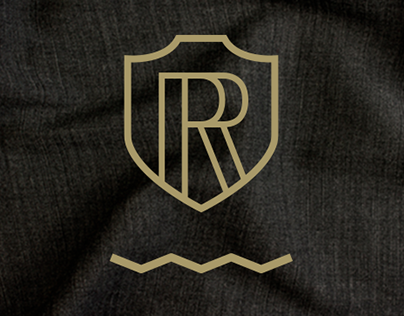 Alfaiataria Regis Ribeiro - Visual Identity