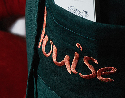 LOUISE - Logo Design