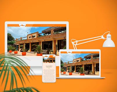 Jerivillage Hotel - Website