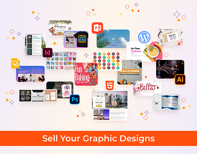 Sell Your Graphic Designs. Now!