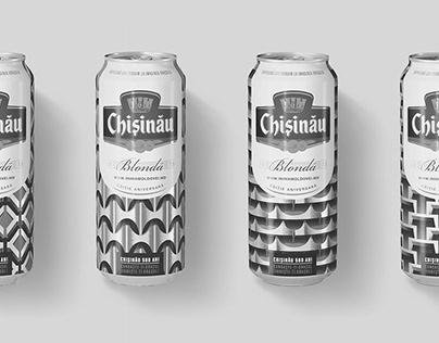 Chisinau 580 years - packaging