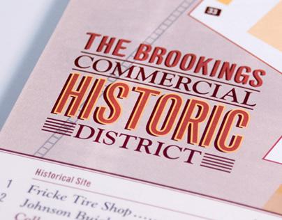 BHPC Walking Tour Brochure