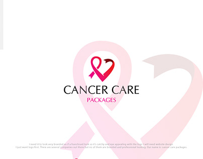 Healthcare Package Logo Design