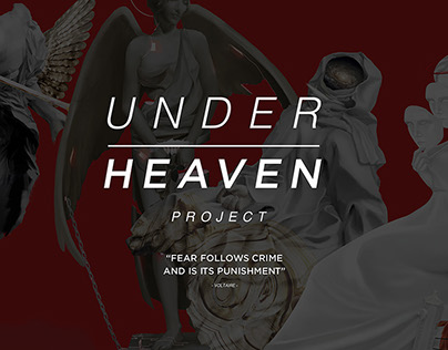 [FASHION] UNDER HEAVEN Project for DVRK Clothing