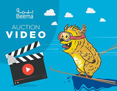 Beema Auction video
