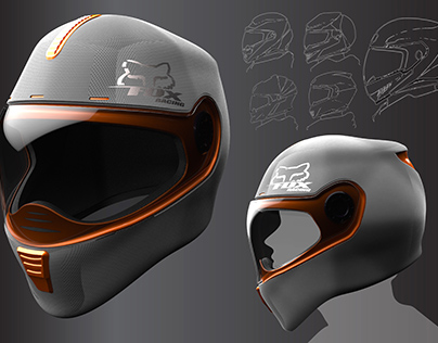 Urban Motorcycle Helmet