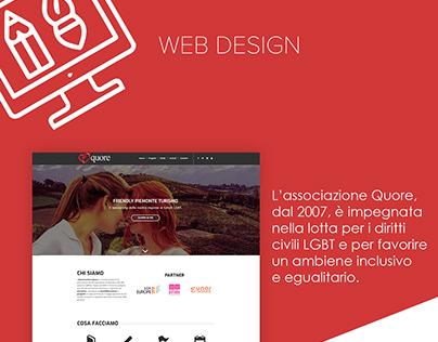 Quore.org | Web Design