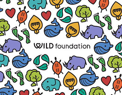 The Wild Foundation Brand Identity