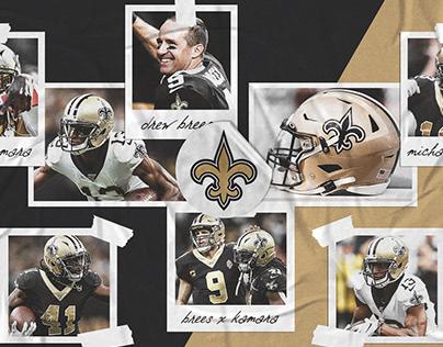New Orleans Saints: Creative Concept