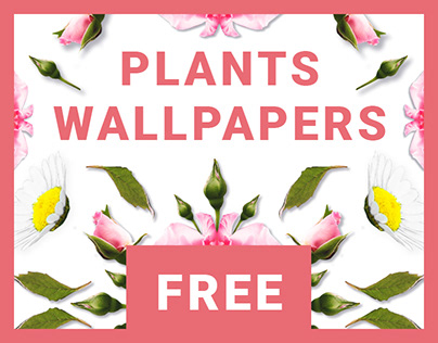 Free floral wallpapers