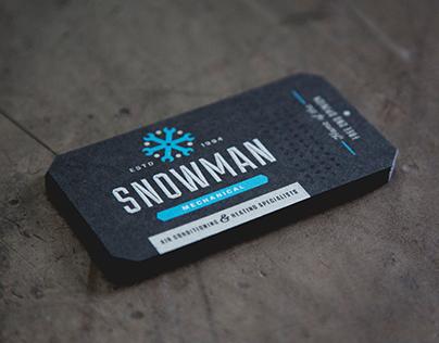 Snowman Mechanical