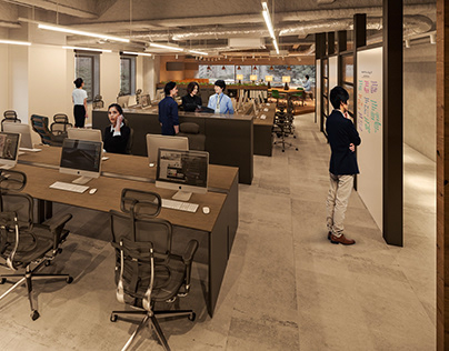 Office NN Visualization
