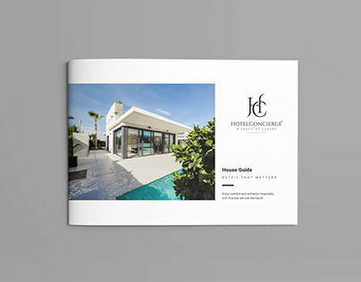 Hotel Concierge - Brochure