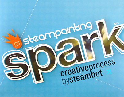 SPARK: Steampainting