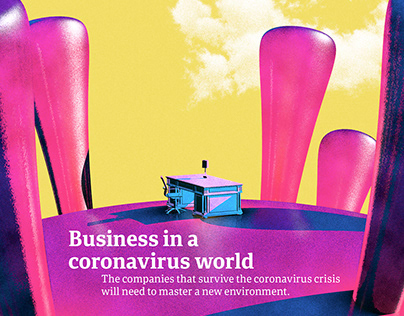 Business in a coronavirus world