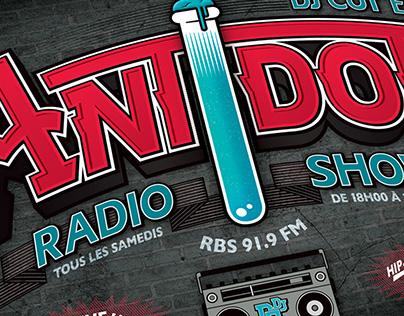 Antidote - Dj Cut Edge Radio Show