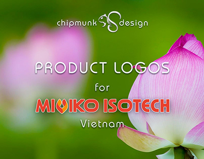 """Product LOGOs for """"MIVIKO ISOTECH"""" - part 3"""