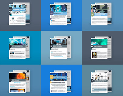 White Papers, Infobriefs, eBooks, Case Studies