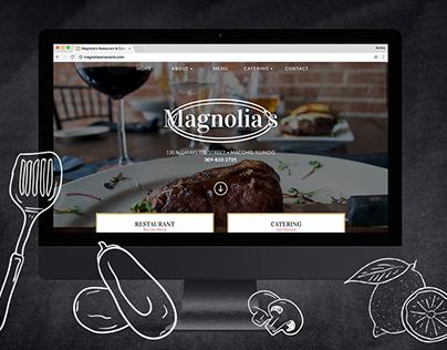 Magnolia's Website