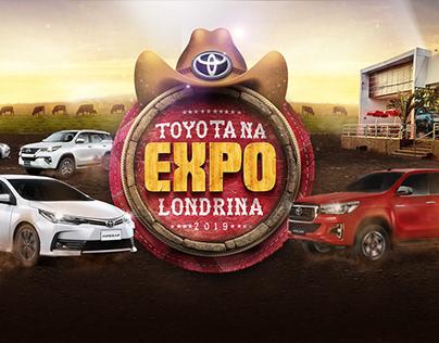 Toyota na Expo Londrina 2019