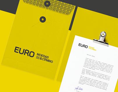 Euro Moedas & Câmbio
