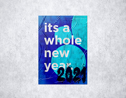 new year, new poster