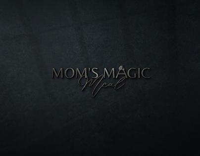 Moms Magic Meal | Logo design