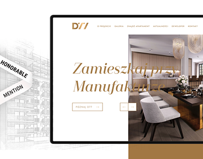 D77 — Exclusive apartments in an exclusive location
